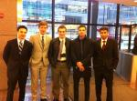 Howe School Students make the grade in CME Trading Competition